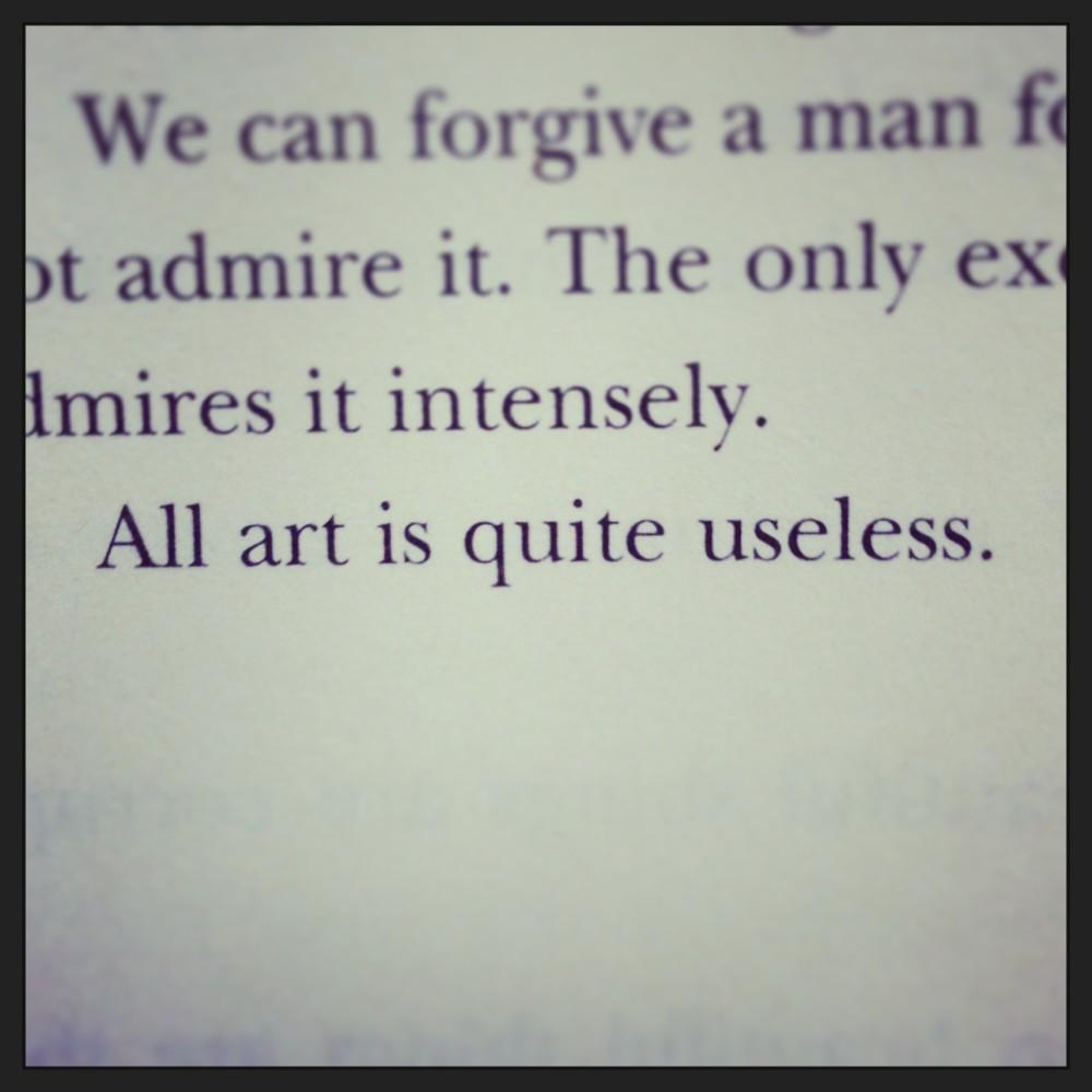 Oscar Wilde | Preface, The Picture of Dorian Gray