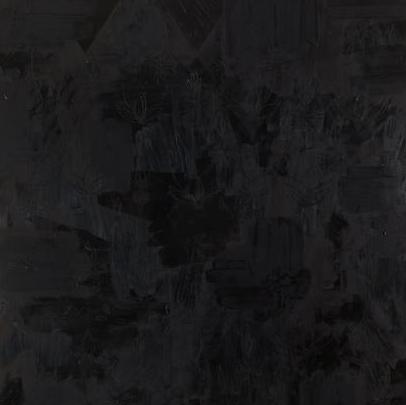 Kamrooz Aram - Untitled [palimpsest #20] 2013