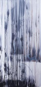 Untitled [35] (2015) Fariba Bahrami 16 in. x 12 in. Oil on canvas