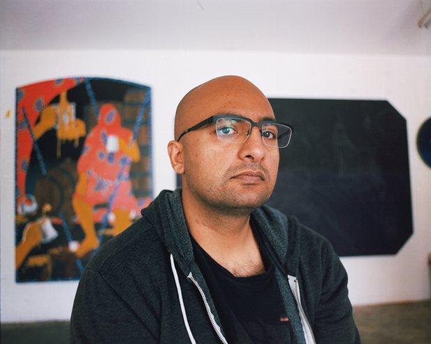 Amir Fallah Photograph: Matteo Lonardi