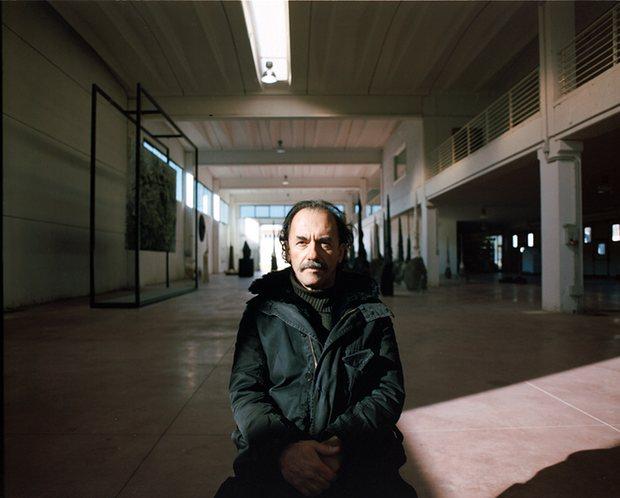 Bizan Bassiri Photograph: Matteo Lonardi