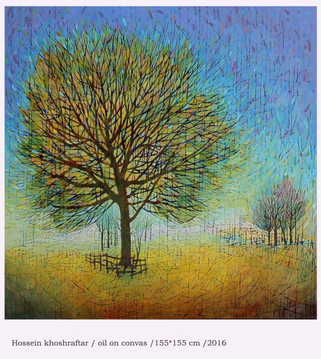 Hossein Khoshraftar Untitled 7