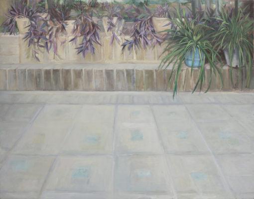ghaziani-garden-corners-1-52×66%22-oil-on-can-2015